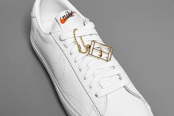 Fragmant Nike Zoom Tennis Classic White Snakeskin 4