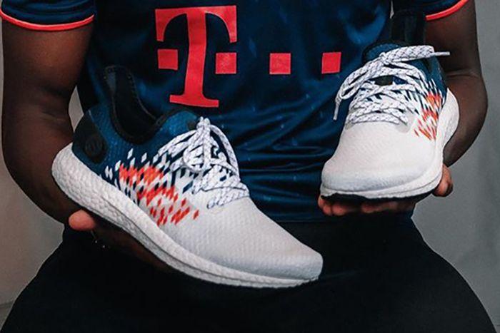 David Alaba Bayern Munich Adidas Speedfactory Release Date Hero
