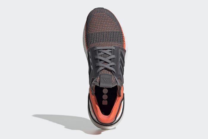 Adidas Ultraboost Hi Res Coral Top