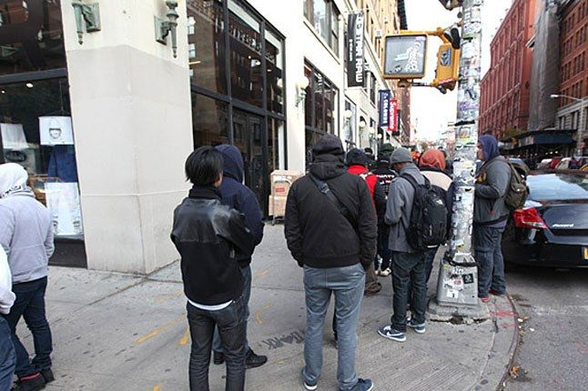 Supreme New York Queue 1