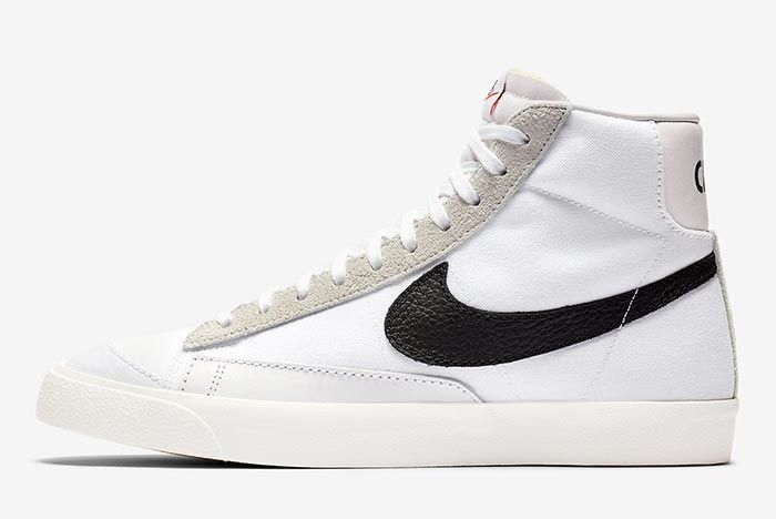 Slam Jam Nike Blazer Side Shot 4