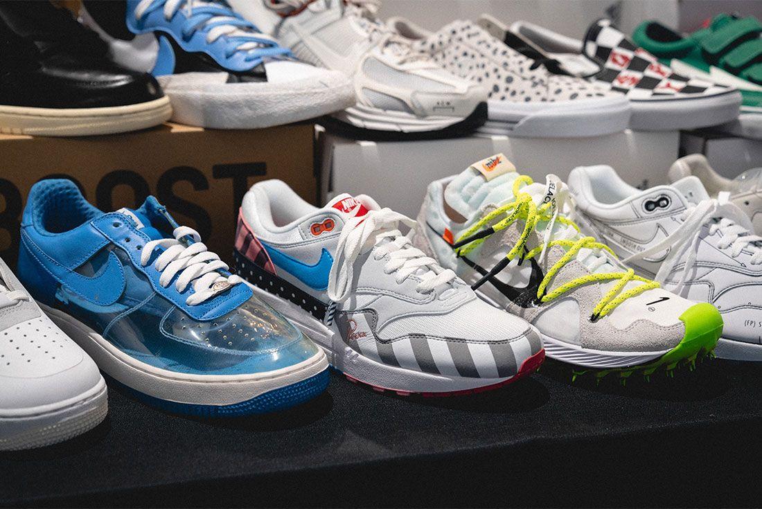 Sneakerness Milan Sneaker Freaker Vendor Tables20