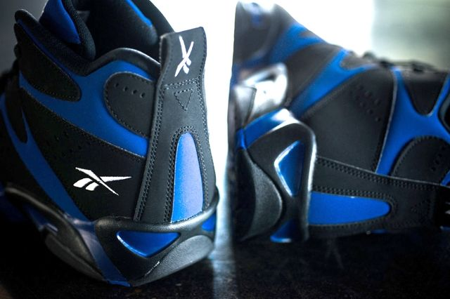 Reebok Kamikaze I Mid Black Royal 2