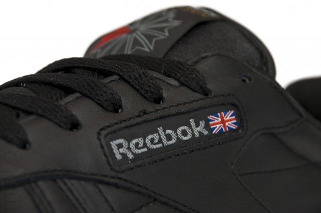 Reebok Classic Leather Triple Black 2 Php