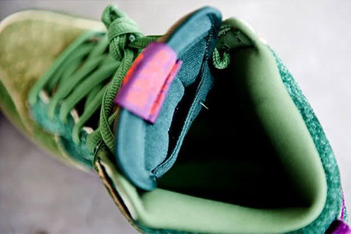 Nike Skunk Dunk 4