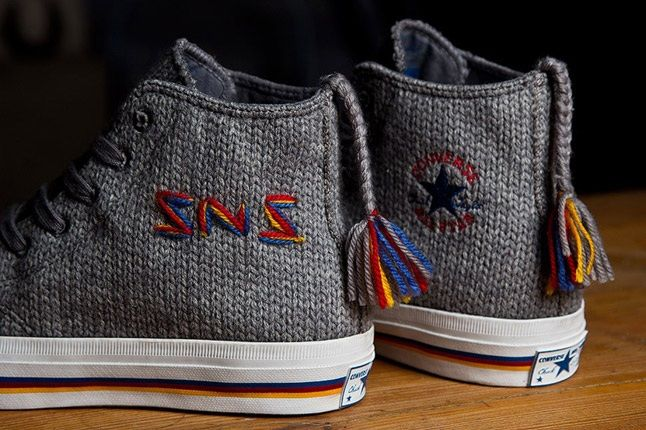 Sneakersnstuff X Converse Lovikka All Star Extra Back 1