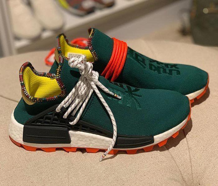 Pharrell Adidas Hu Nmd China Exclusive 2018 5