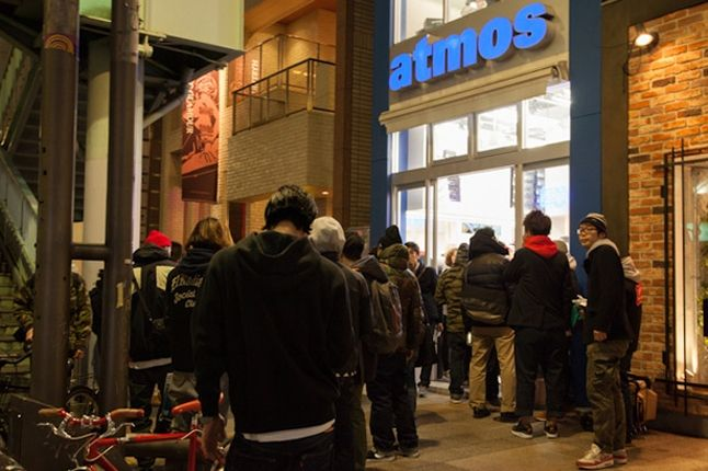 Atmos Nike Am1 Animal Camo Launch Recap Lineup 1