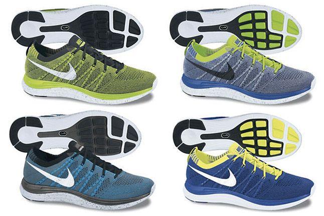 Nike Lunar One Flyknit Colours 1