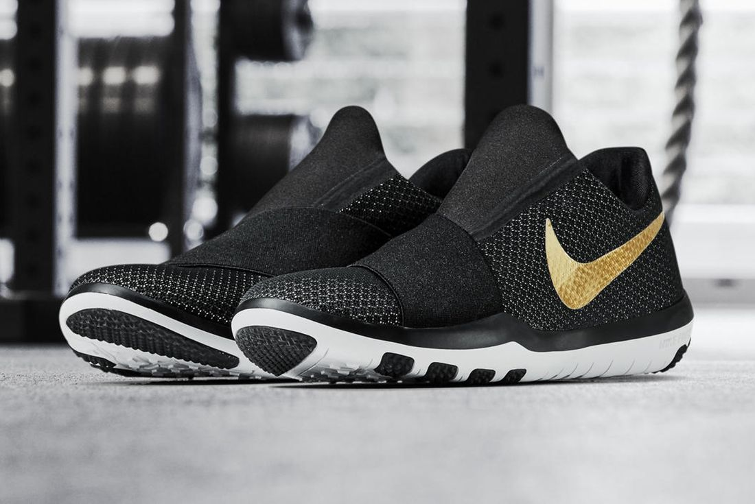 Nike Free Connect Wmns Gold1