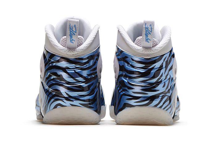 Nike Zoom Rookie Memphis Tigers Cj0171 001 Release Date Heel