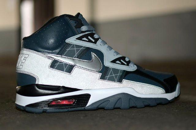 Nike Air Trainer Sc Grey Black Light 1