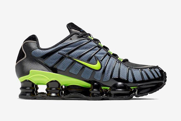 Nike Shox Tl Thunder Storm Volt Right
