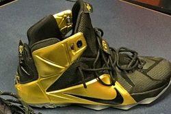 Thumb Nike Lebron 12 Grammy Night