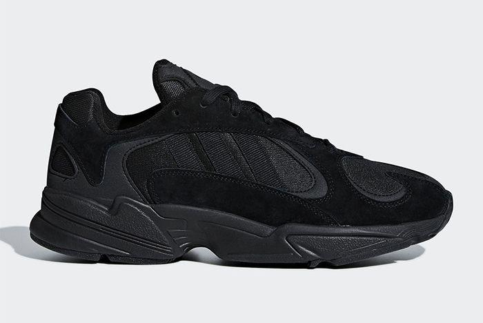 Adidas Yung 1 Triple Black 1