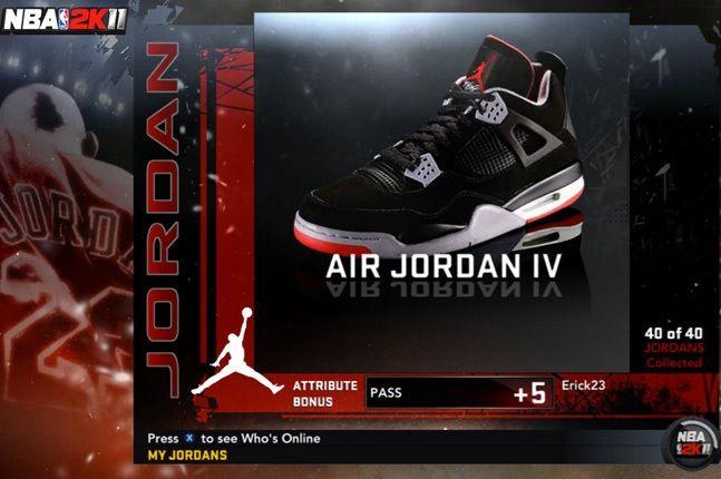 Jordan Nba 2K11 Iv 1
