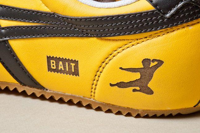 Asics X Bait Bruce Lee 4 1