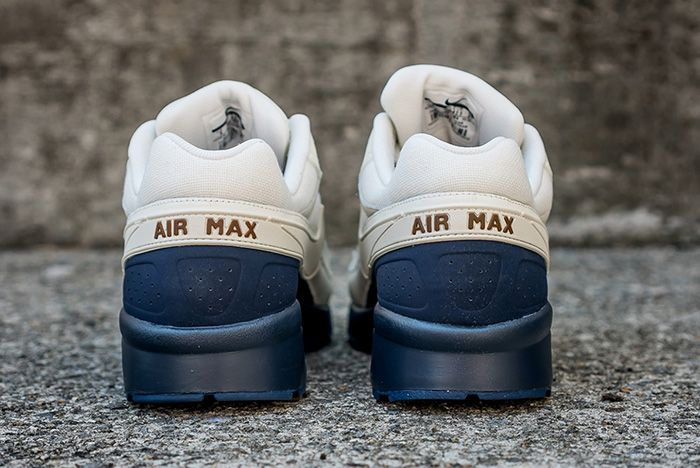 Nike Air Max Bw Premium Sail Midnight Navy 5