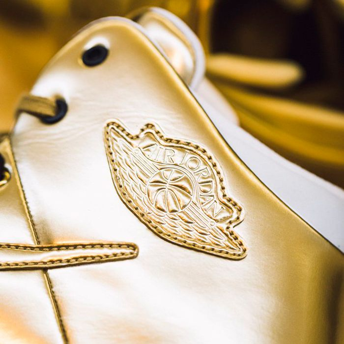 Air Jordan Xxxi Gold6