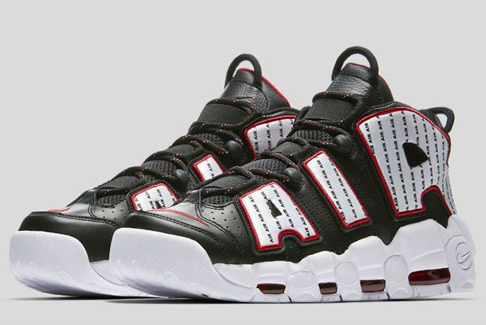 Nike Air More Uptempo Pinstripe 96 4