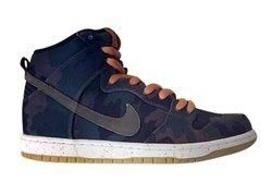 Thumb Nike Sb Dunk High Black Olive Khaki 01