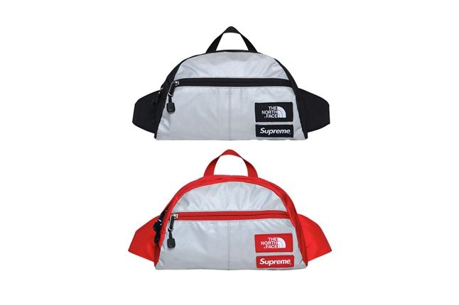 Supreme North Face 3M Collection Jacket Shoulder Satchel 1