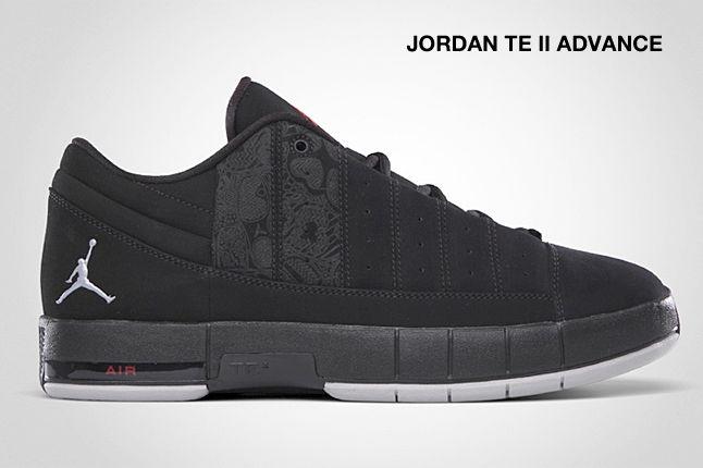 Jordan Te Ii Advance Black 1