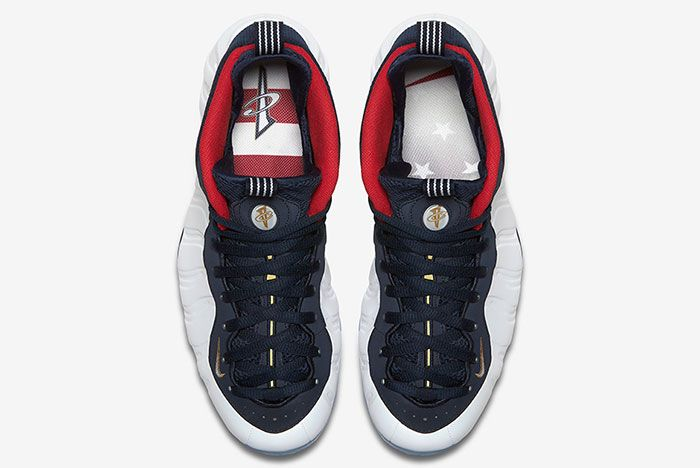 Nike Air Foamposite One Olympic 4