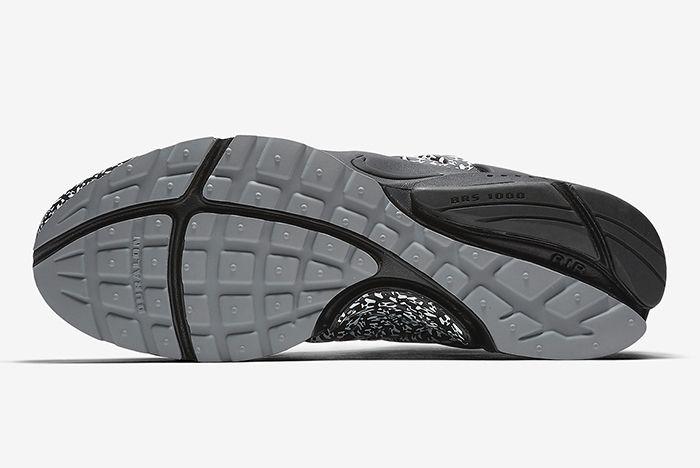 Acronym Nike Air Presto Mid Dynamic Yellow Cool Grey 12