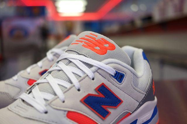 New Balance 530 Blue Orange 3