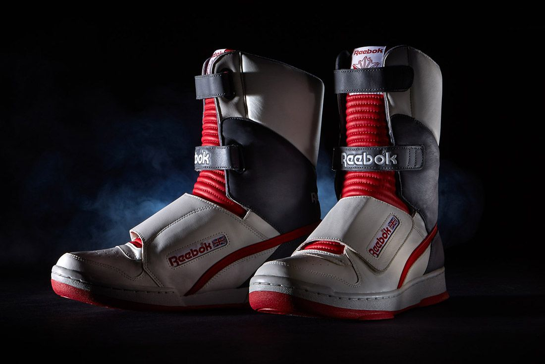 Material Matters Sneakers Of The Space Race Alien Stompoer 1