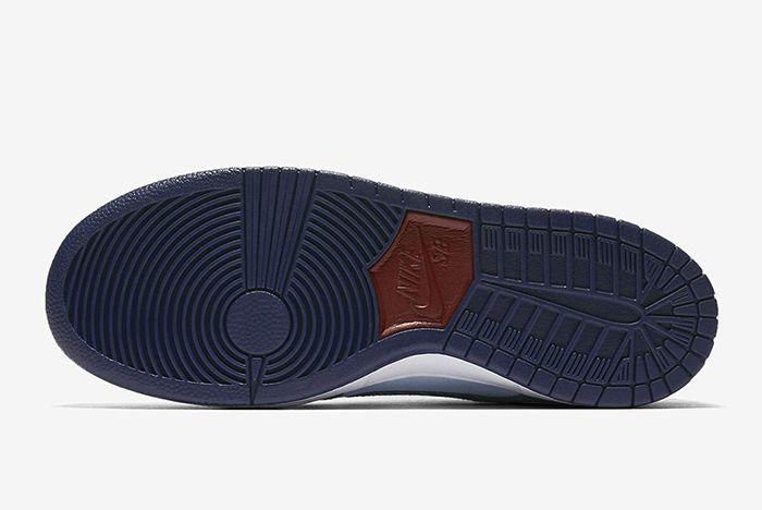 Nike Sb Dunk Low Binary Blue2