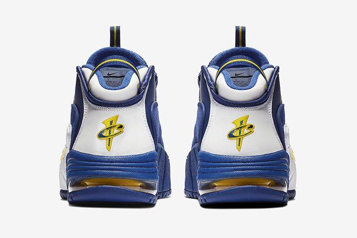 Nike Air Max Penny 1 Warriors 3