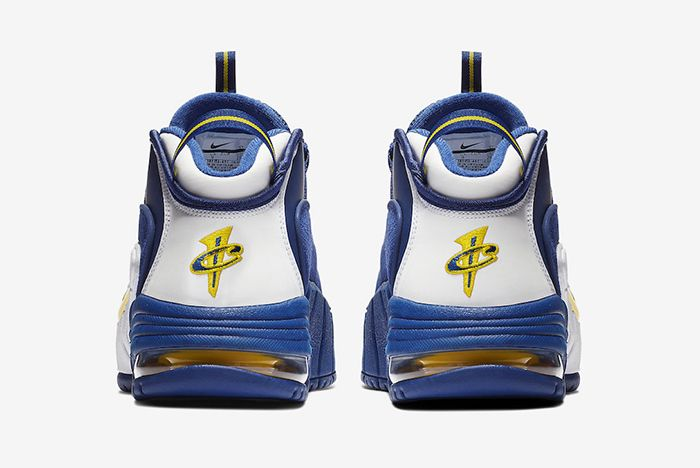 Nike Air Max Penny 1 Warriors 3