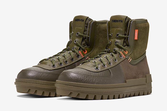 Nike Xarr Medium Olive Bq5240 200 Front Angle