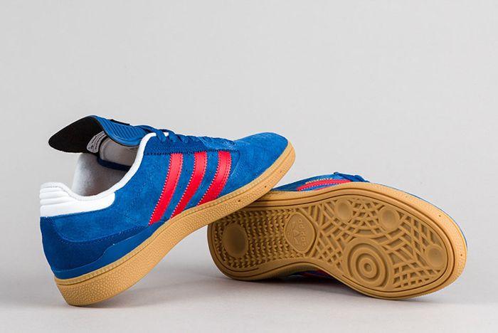 Adidas Busenitz Shoes Eqt Blue Scarlet Running White 6