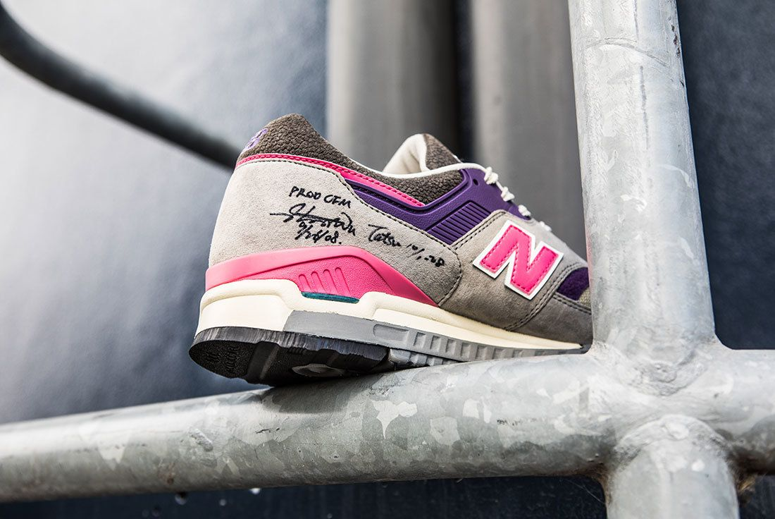 New Balance United Arrows Old 2