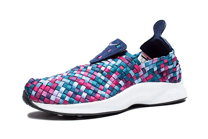 Nike Air Woven Multi Colour 6