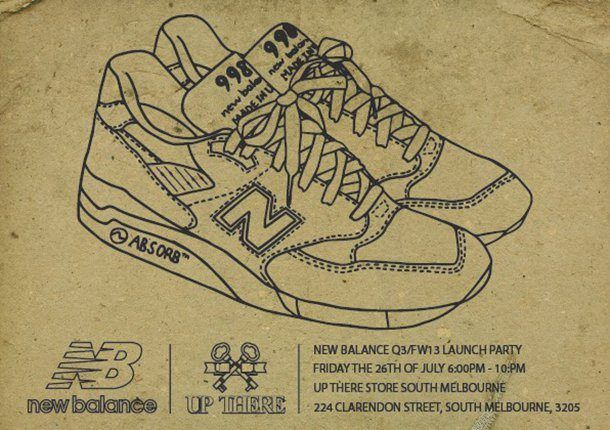 New Balance Up There Store Fw Launch 2
