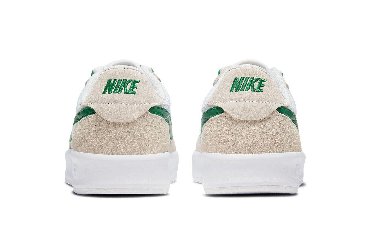 Nike SB Adversary Green Heel