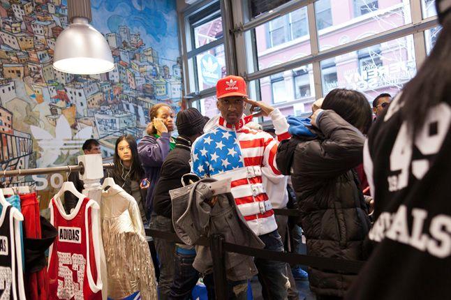 Jeremy Scott In Store Adidas Originals Soho New York 19 1