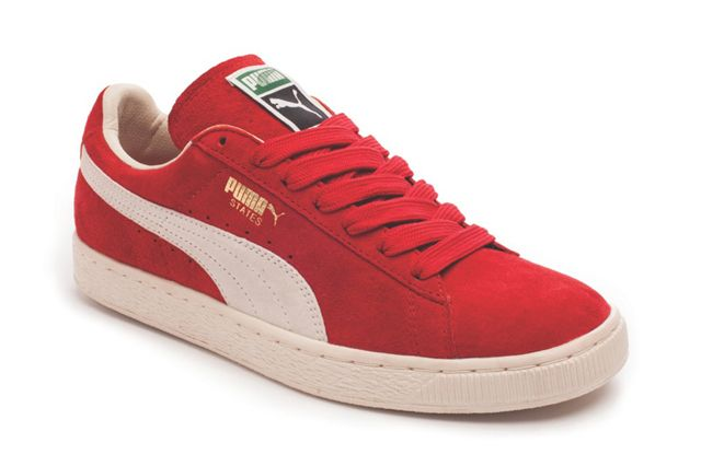 Puma States Red Perspective
