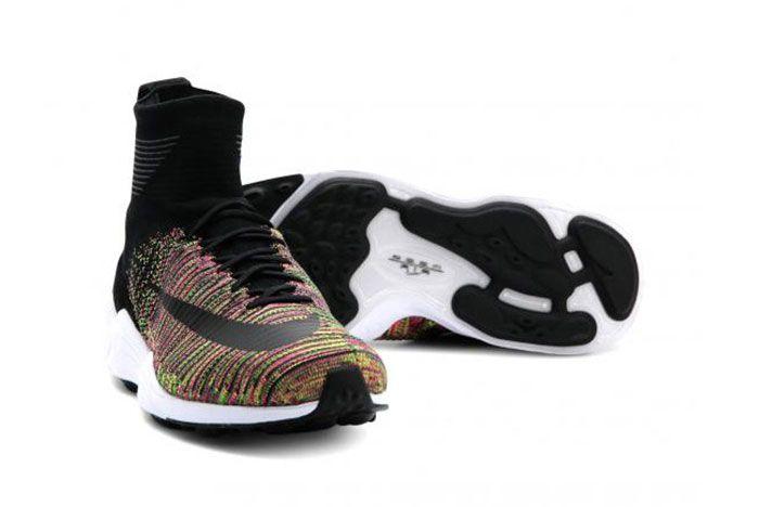 Nike Mercurial Ix Flyknit Multicolour 3