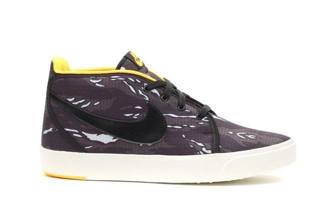 Nike Toki Cc Ripstop Camo Pack Yellow Profile 1