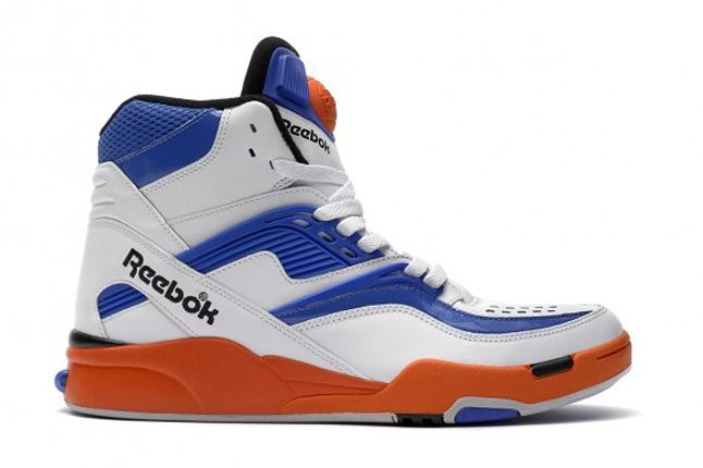 Reebok Pump Twilight Zone Knicks Profile 1