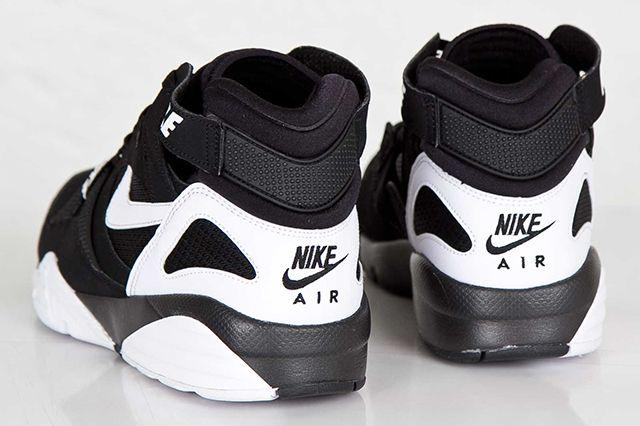 Nike Air Trainer Max 91 Black N White