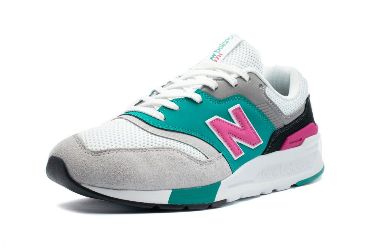 New Balance 997H Cm997Hzh Front Angle