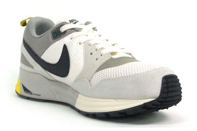 Nike Lunar Pegasus 89 Grey Yellow 1