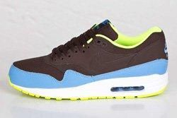 Nike Air Max 1 Baroque Brown Uni Blue Thumb