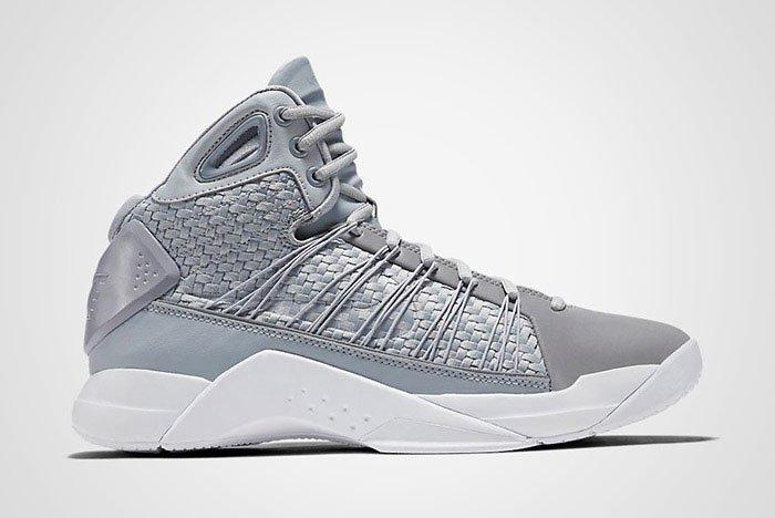 Nike Hyperdunk Lux Cool Grey Thumb